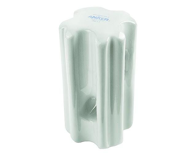 Aislador de porcelana tipo retenida 4r 54 4 industria real for Marcas de vajillas de porcelana